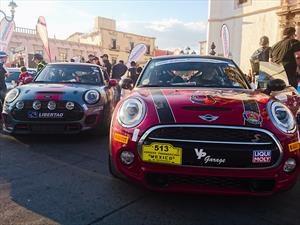 Concluye la 30ª edición de la mítica Carrera Panamericana