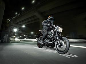Yamaha MT-03 2017 debuta