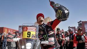 Dakar 2020: Ricky Brabec y Honda rompen histórica racha de KTM