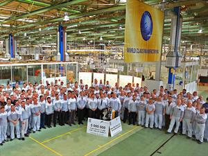 Fiat produce 5 millones de motores 1.3 MultiJet