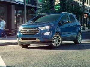 Ford EcoSport 2018 llega a México desde $286,000 pesos