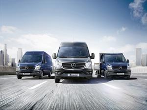 Repuntan las exportaciones de Mercedes-Benz Argentina