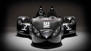 Nissan DeltaWing, el Batimóvil que correrá las 24 horas de Le Mans