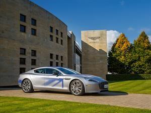 Aston Martin Rapide E, el carro eléctrico de 600 hp