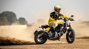 Ducati Scrambler Full Throttle 2020, con el color de la velocidad