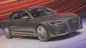 Audi A6 L e-tron Concept debuta en el Autoshow de Beijing 2012