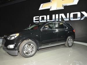 Chevrolet Equinox 2016, con mejoras en diseño y equipamiento