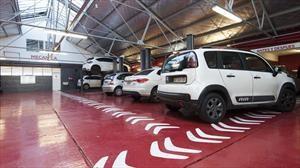 Citroën Argentina reabrió sus talleres