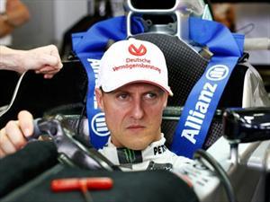 Michael Schumacher confirmó que su retiro es definitivo