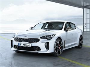 KIA Stinger, ¿a la altura de BMW y Audi?
