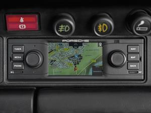 Porsche Classic Radio Navigation System ya está disponible en Estados Unidos