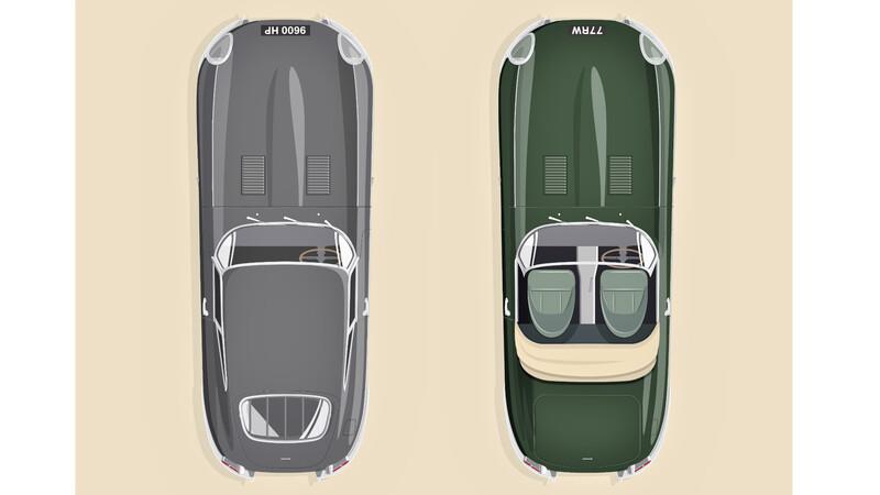 El Jaguar E-Type contará con una edición especial por su 60 aniversario