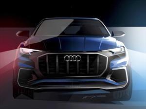 Audi Q8 Concept, el nuevo rival del BMW X6