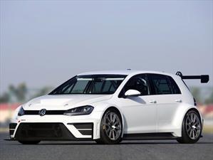 Volkswagen Golf TCR se presenta