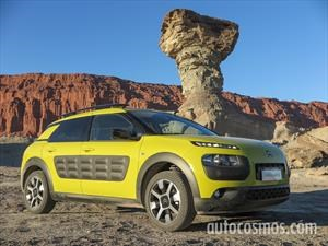 Manejamos el nuevo Citroën C4 Cactus