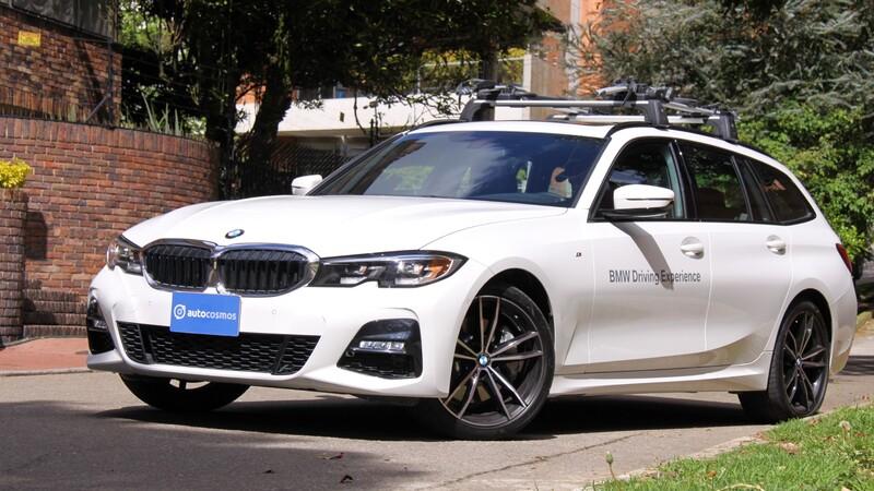 BMW 330i Touring, prueba de manejo al familiar deportivo de verdad
