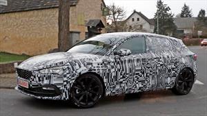 Así luce el interior de la próxima generación del SEAT León