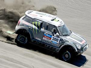 Dakar 2014: Stéphane Peterhansel da golpe de autoridad en la etapa 2
