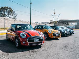 nuevo mini cooper 2015 llega a mexico desde 279 900 pesos nuevo mini cooper 2015 llega a mexico