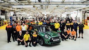 MINI alcanza 10 millones de unidades producidas en la planta de Oxford