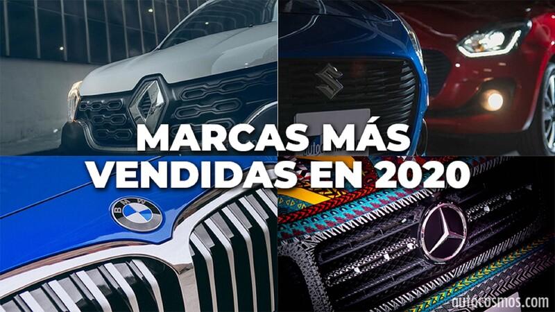 Las marcas más vendidas en México durante 2020