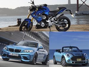 MINI, BMW y Motorrad consiguen cifras record