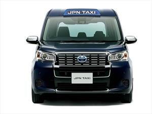 Toyota JPN Taxi se presenta