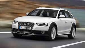 Audi A4 Allroad 2013 se presenta en el Salón de Detroit 2012