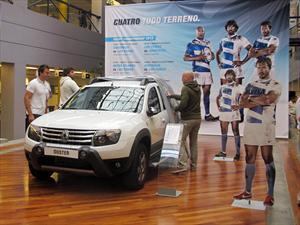 Renault lanza la Duster edición limitada Pumas