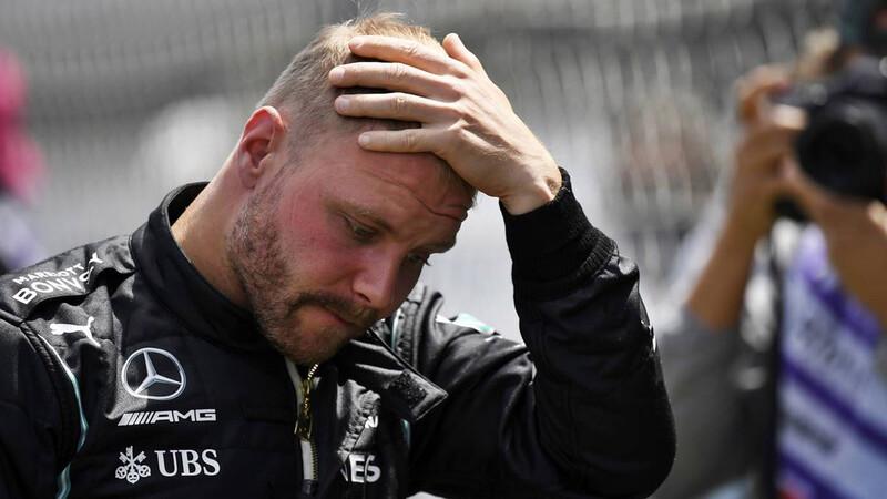 F1 2021: Valtteri Bottas no seguiría en Mercedes
