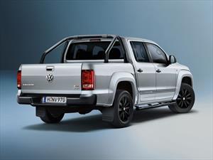 Volkswagen Amarok Dark Label se presenta