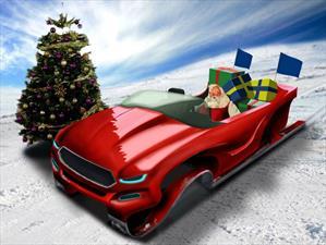 5 autos que pedimos a Santa Claus en esta Navidad