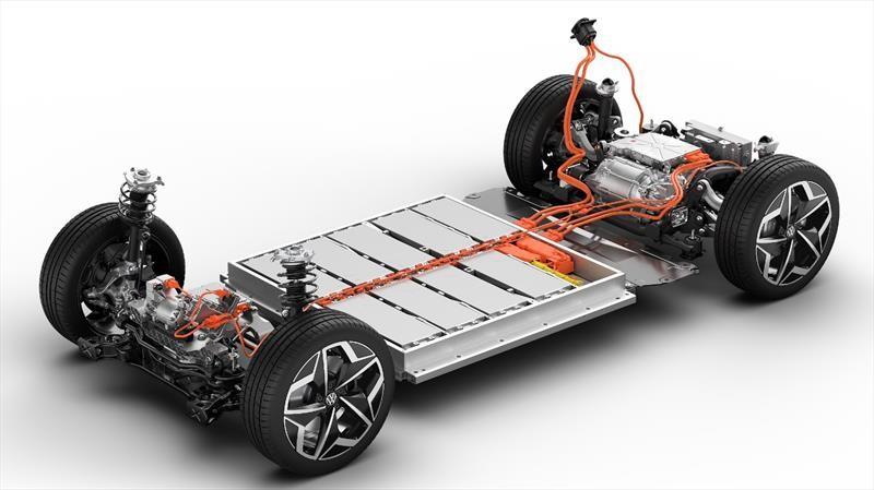Volkswagen Group será uno de los mayores fabricantes de baterías para autos eléctricos