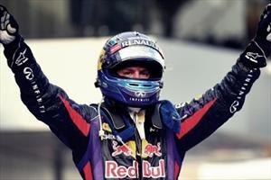 F1: GP de Alemania, Vettel gana en Nürburgring