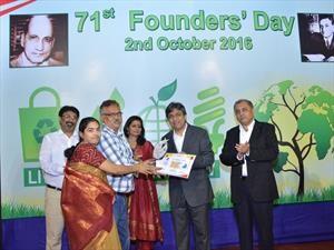 El Grupo Mahindra celebra 71 años de vida