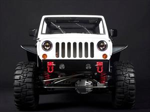 Jeep Capo Racing, un todoterreno a escala