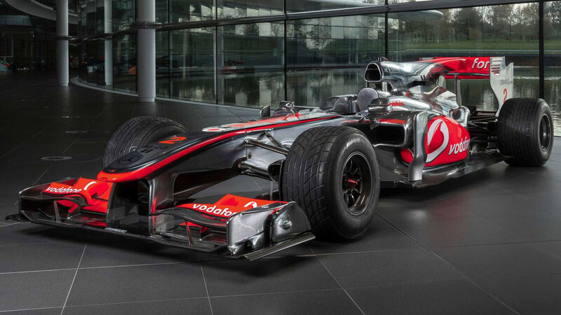 Mirá a cuánto se vendió el segundo F1 más caro de la historia