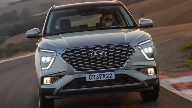 Nuevo Hyundai Creta se lanza en Brasil y vendría a Argentina