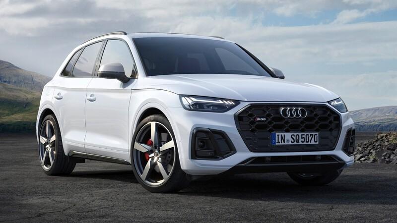 Audi SQ5 TDI 2021: Más potente y eficiente