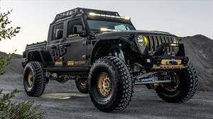 Esta Jeep Gladiator tiene 550 CV y corazón de Corvette