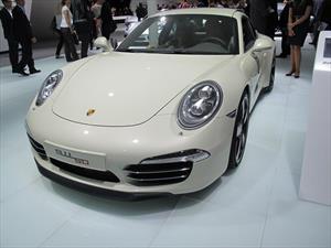 Porsche 911 50Th Anniversary Edition se presenta