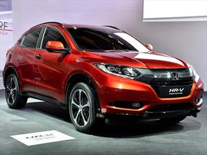 Honda HR-V Prototype: llegó a París