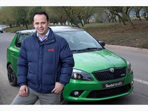 Nuevo Brand Manager de Skoda Chile