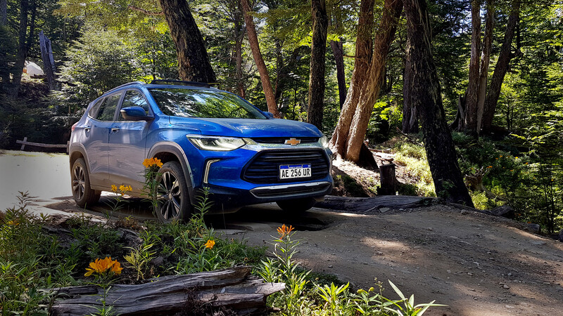 Super Test Chevrolet Tracker: más de 4.100 km