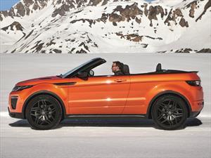 Range Rover Evoque Convertible, los ingleses pierden la cabeza