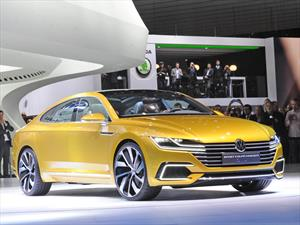 Volkswagen Sport Coupé Concept GTE, una nueva era de diseño
