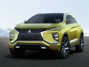 Mitsubishi eX Concept, el futuro de los tres diamantes