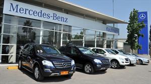 Mercedes-Benz Driving Experience: Exitosos resultados
