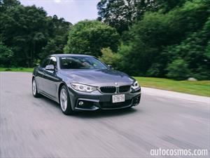 Manejamos el BMW Serie 4 Gran Coupé 2015