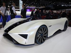 TechRules Ren, el nuevo deportivo eléctrico chino